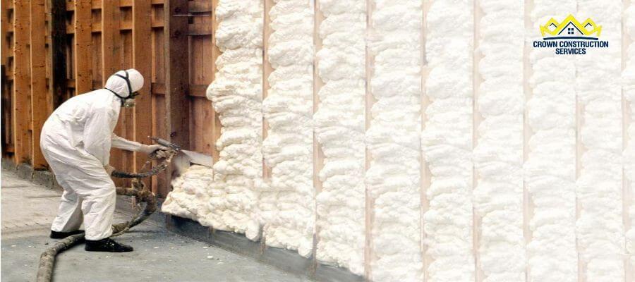 Foam Installation Services